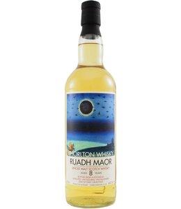 Ruadh Maor 8 jaar Chorlton Whisky