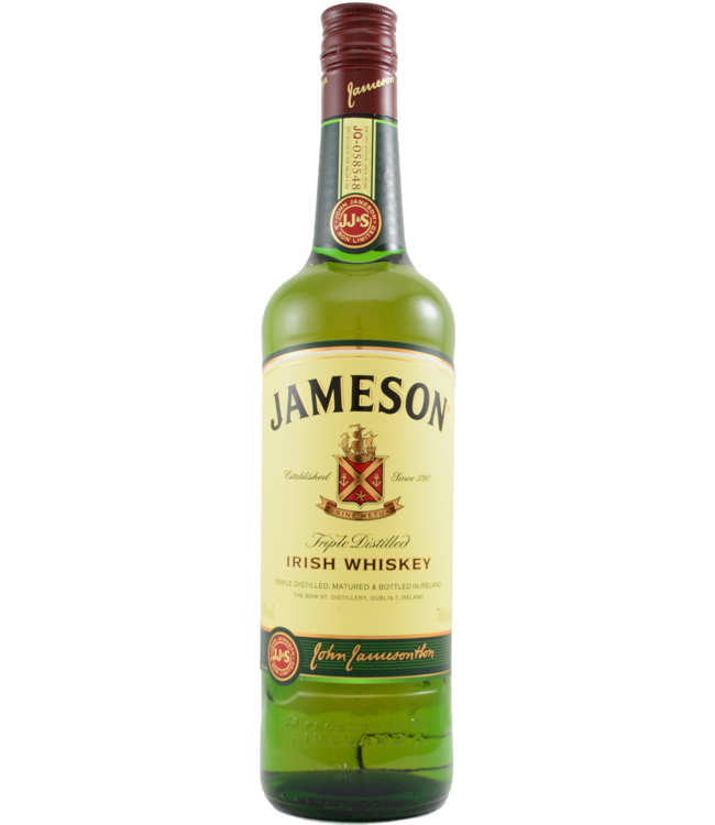 Jameson Jameson Irish Whiskey - 70 cl