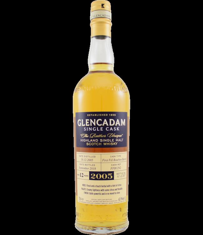Glencadam Glencadam 2005 - 63.1%