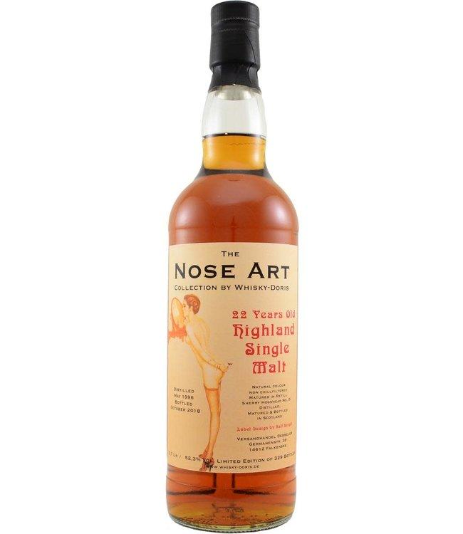 Clynelish Highland Single Malt 1996 Whisky-Doris