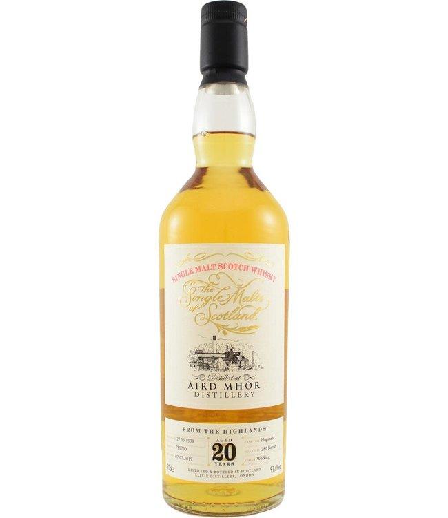 Ardmore Ardmore 1998 Elixir Distillers