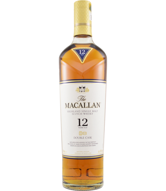 Macallan Macallan 12-year-old - Double cask
