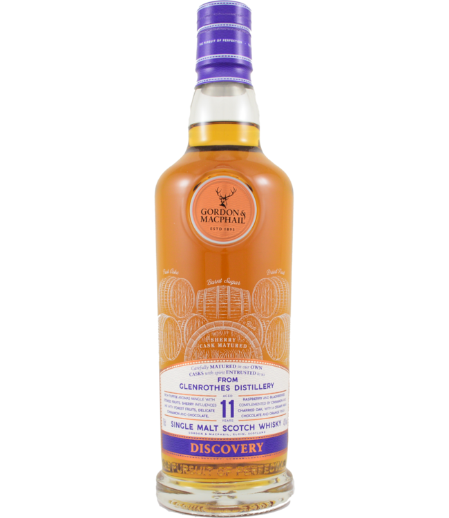Glenrothes Glenrothes 11-year-old Gordon & MacPhail