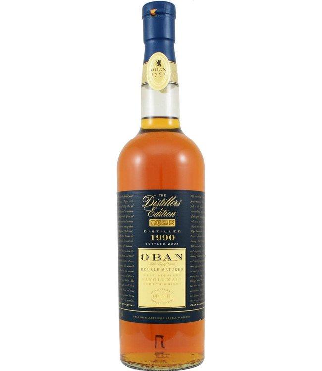 Oban Oban 1990-2004 - The Distillers Edition
