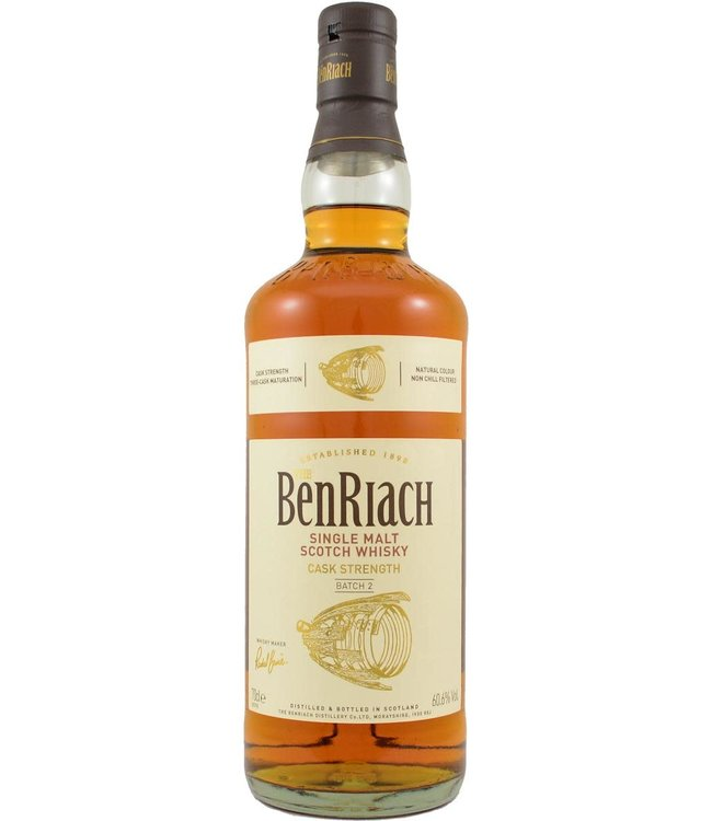 Benriach BenRiach Cask Strength - Batch 2