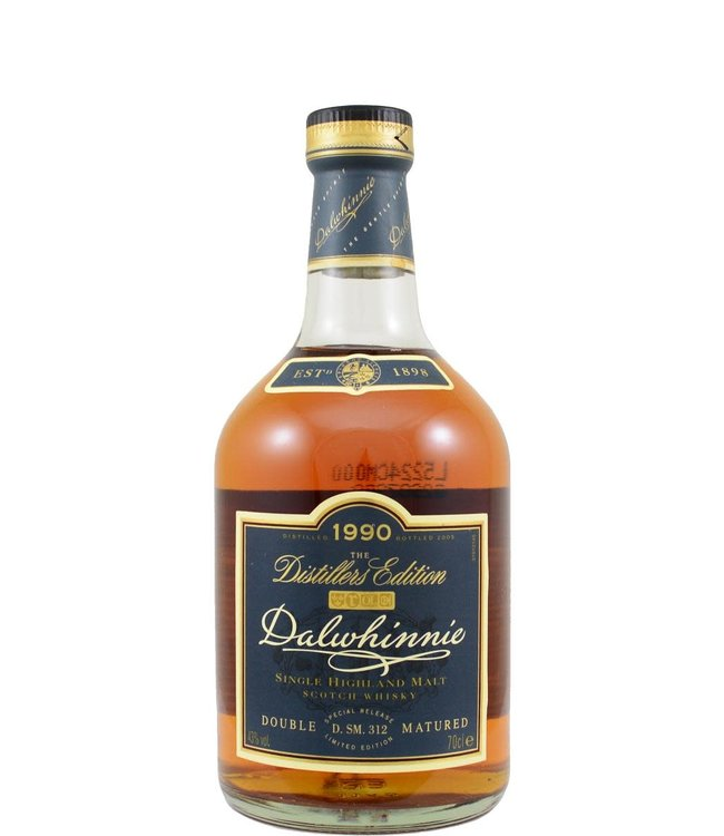 Dalwhinnie Dalwhinnie 1990-2005 The Distillers Edition (no box)