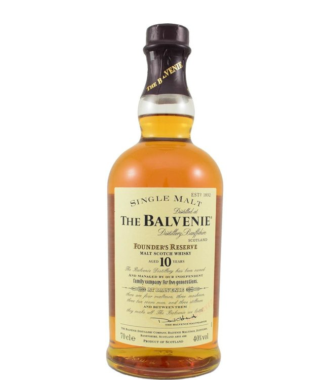 Balvenie Balvenie Founder`s Reserve