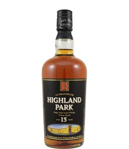 Highland Park 15-year-old (no box)
