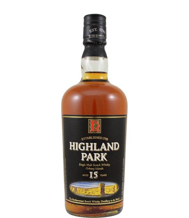 Highland Park Highland Park 15-year-old (no box)