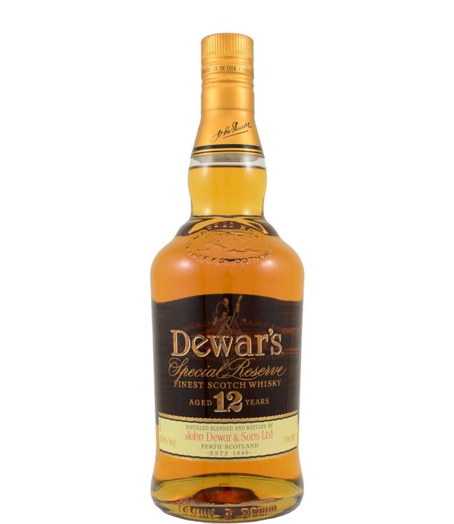 Dewar's Dewar's 12-year-old John Dewar & Sons Ltd.