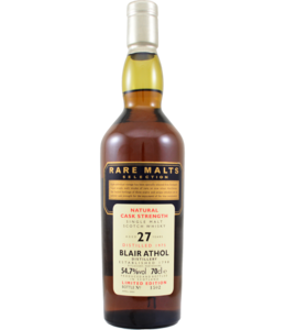 Blair Athol 1975 Rare Malts - bottle 1502 (no box)