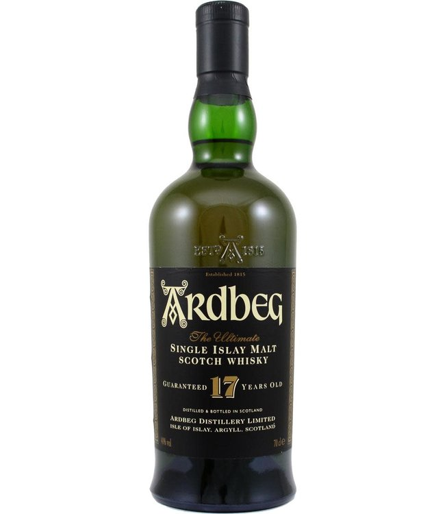 Ardbeg Ardbeg 17-year-old (no box)