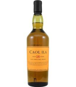Caol Ila 18-year-old 2007 (no box)