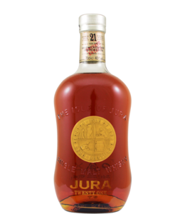 Isle of Jura 21-year-old (no box)