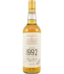 Clynelish 1992 Wilson & Morgan (no box)