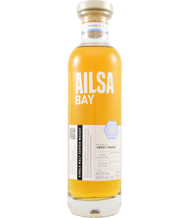 Ailsa Bay Ailsa Bay  Release 1.2 Sweet Smoke