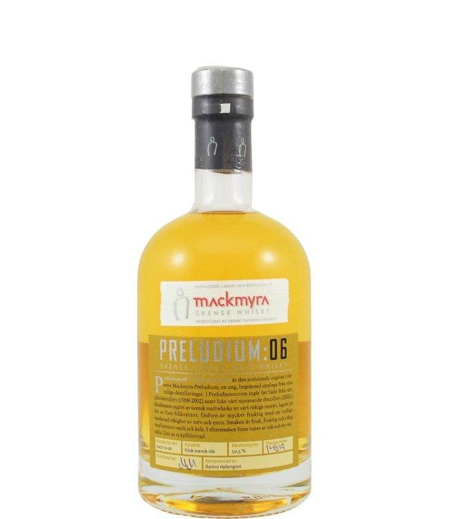 Mackmyra Mackmyra Preludium: 06 (no tube)