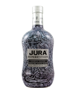 Isle of Jura Superstition - Tattoo Bottle