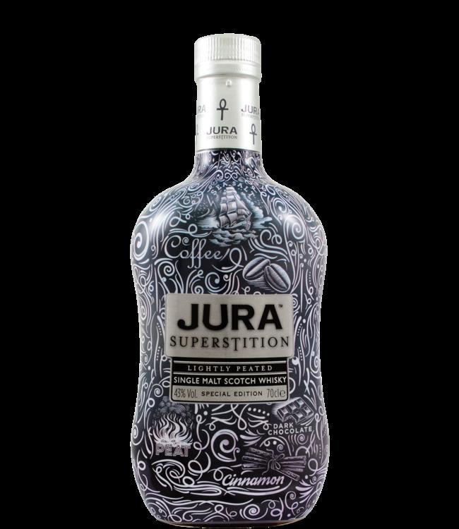 Isle of Jura Isle of Jura Superstition - Tattoo Bottle