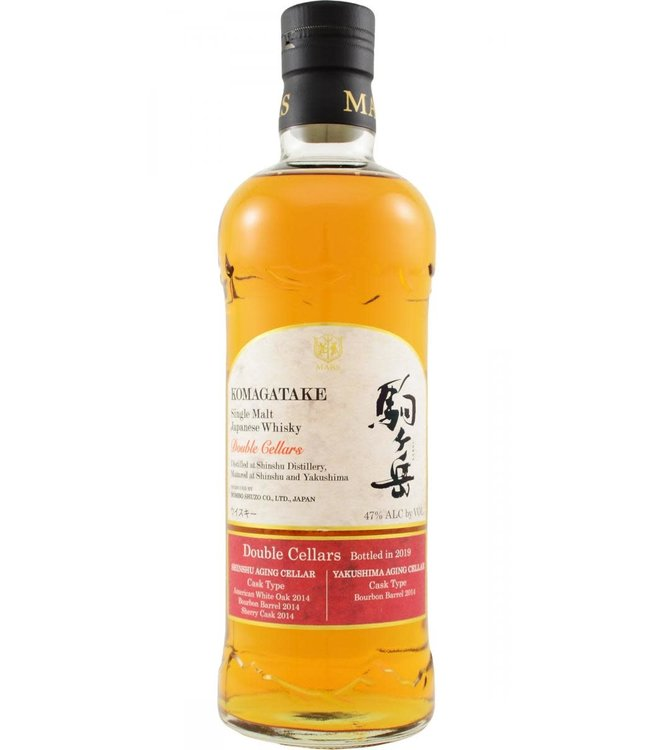 Shinshu Shinshu Komagatake Double Cellars 2019