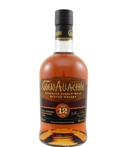 Glenallachie 12-year-old PX Sherry Finish