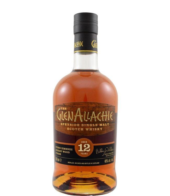 Glenallachie Glenallachie 12-year-old PX Sherry Finish