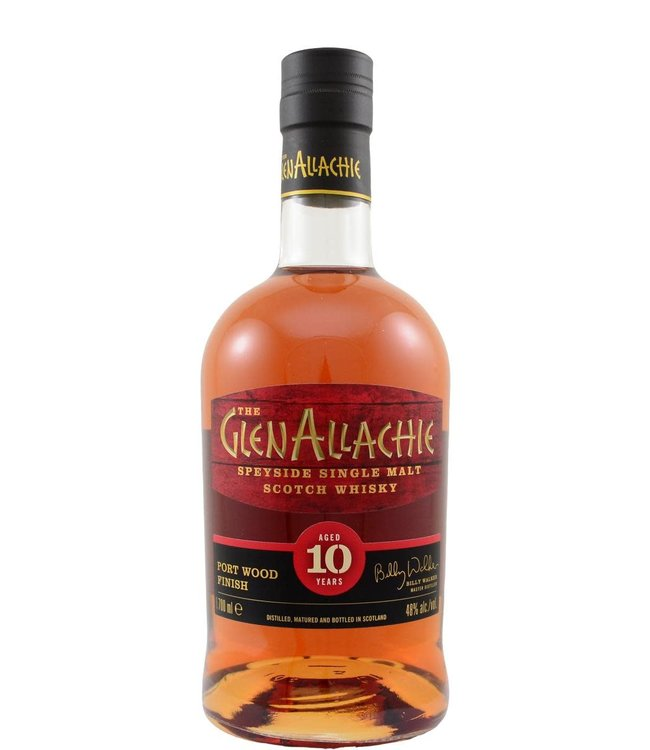 Glenallachie Glenallachie 10-year-old Port Finish
