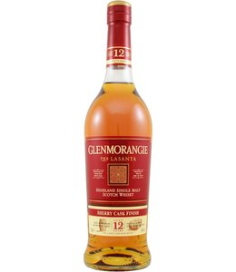 Glenmorangie Lasanta - 4th edition
