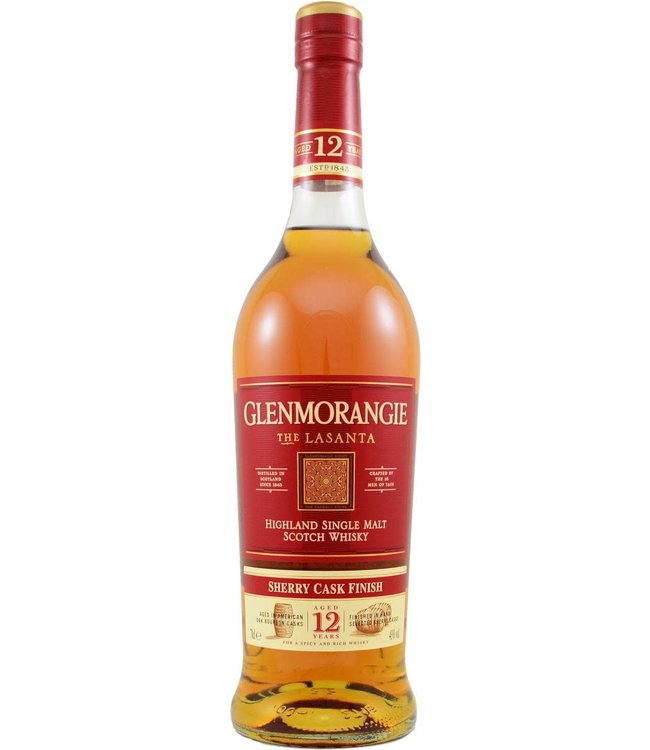 Glenmorangie Glenmorangie Lasanta - 4th edition