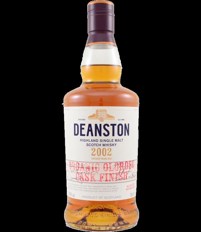 Deanston Deanston 2002 - 50.6%