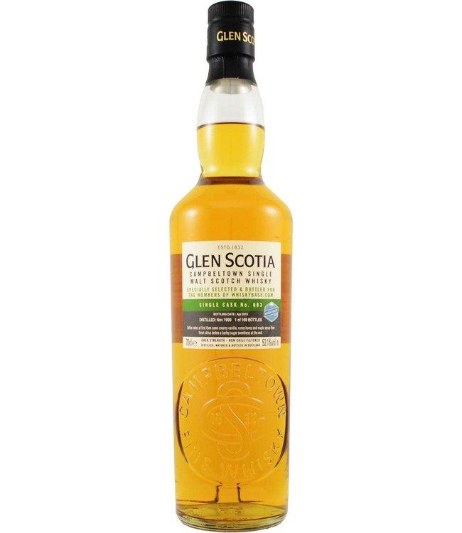 Glen Scotia Glen Scotia 1999 voor Whiskybase