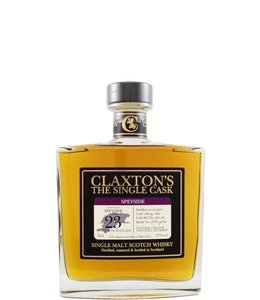 Speyside Distillery 1996 Claxton's
