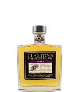 Glen Moray 2007 Claxton's