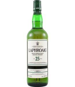 Laphroaig 25 jaar - 48.6%