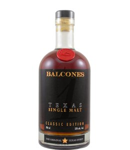 Balcones Texas Single Malt Whisky `1`