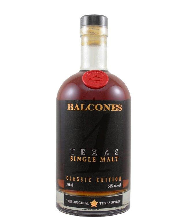 Balcones Balcones Texas Single Malt Whisky `1`