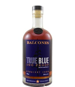 Balcones True Blue - 100 Proof