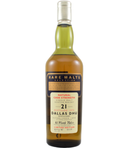 Dallas Dhu 1975 Rare Malts - bottle 0110