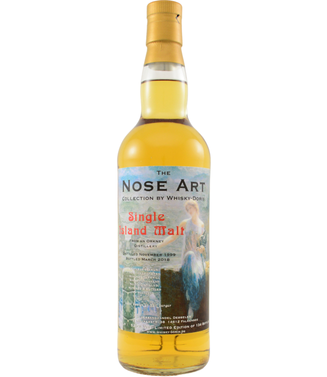 Single Island Malt 1999 Whisky-Doris