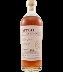 Arran Sherry Cask - 55.8%