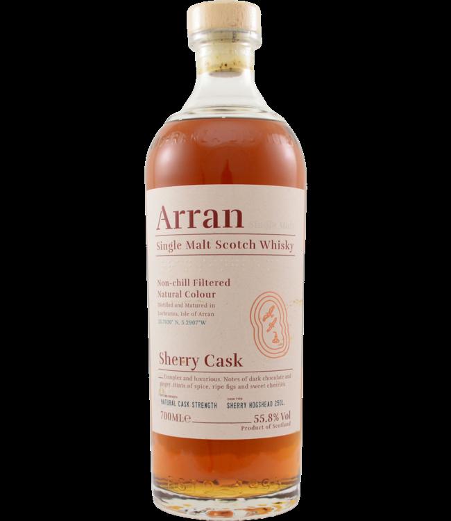 Arran Arran Sherry Cask - 55.8%