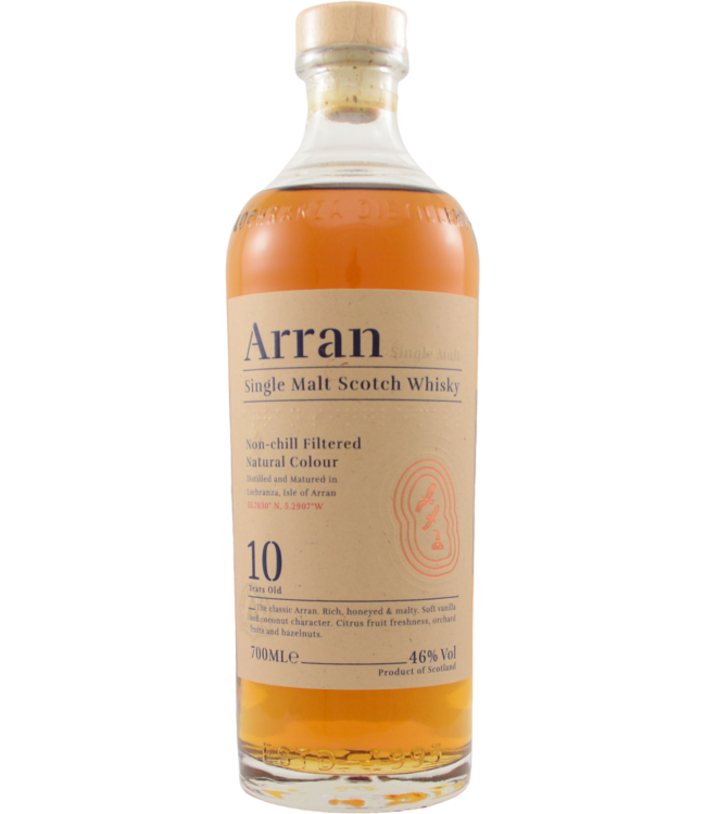 Arran Arran 10-year-old - 2019