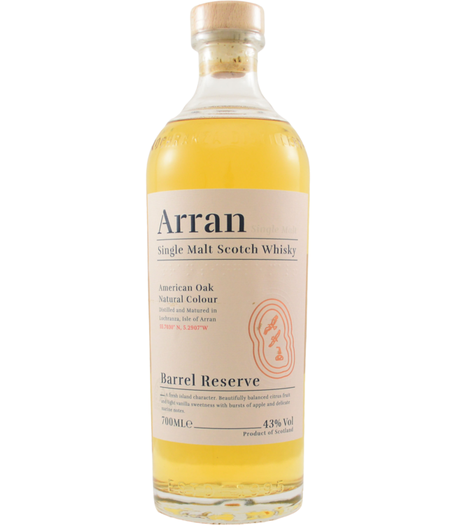 Arran Arran Single Malt Barrel Reserve