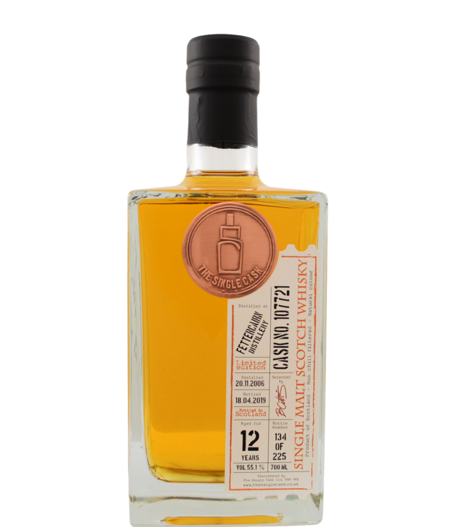 Fettercairn Fettercairn 2006 The Single Cask Ltd.