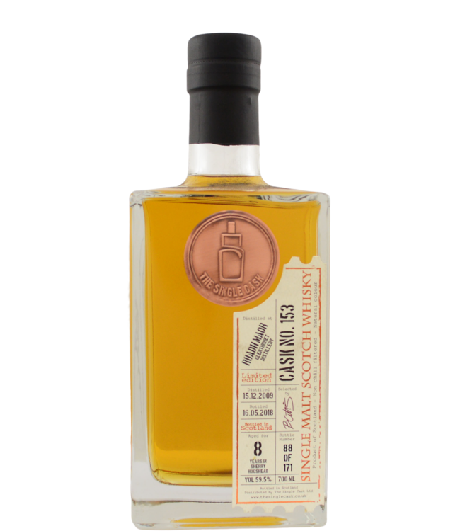 Glenturret Ruadh Maor 2009 The Single Cask Ltd.