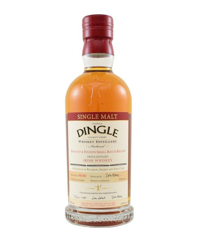 Dingle Dingle Single Malt - Batch No. 4