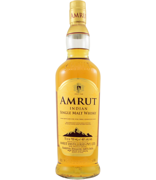 Amrut Amrut Indian Single Malt Whisky
