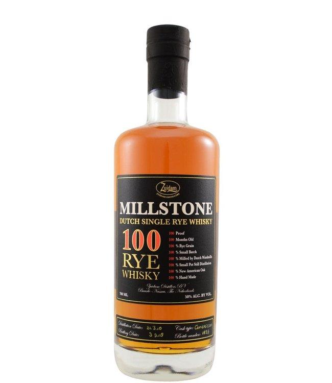 Millstone Millstone 2010 Rye