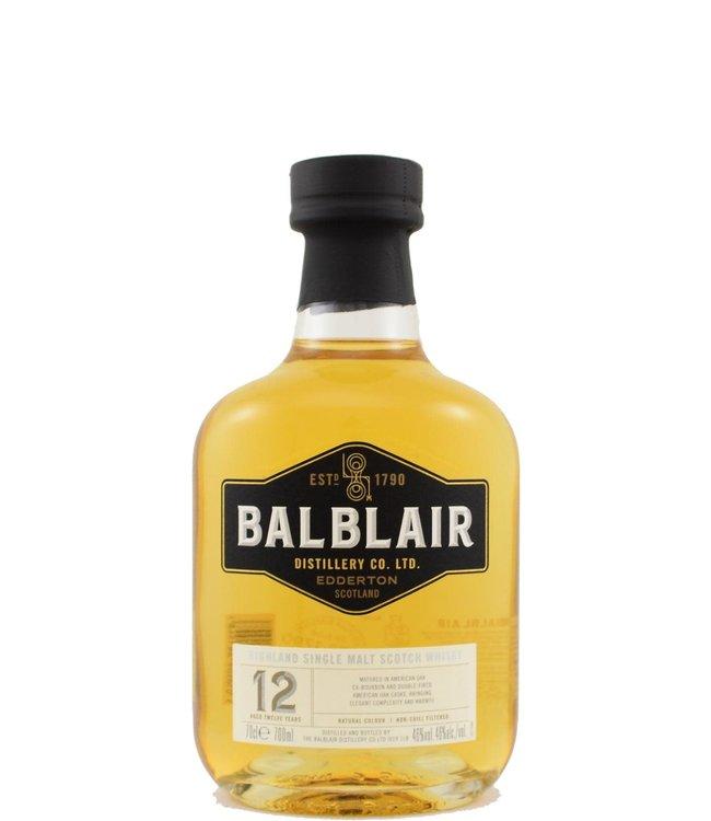 Balblair Balblair 12-year-old
