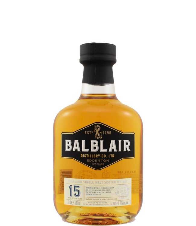 Balblair Balblair 15-year-old